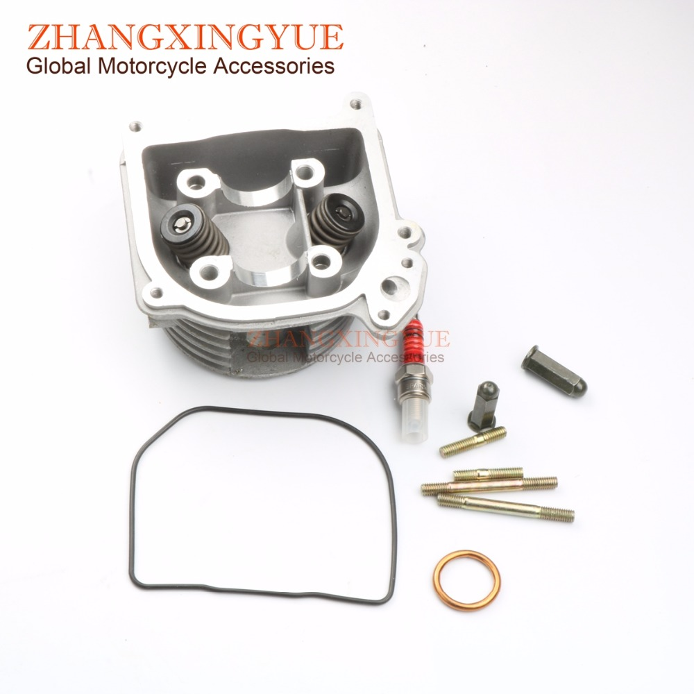 39mm 52mm Egr Cylinder Head Kit A7tc Spark Plug For Kymco 50 And Wiring Harness Agility Rs Basic Carry City Mmc Ooe Dj 50cc 139qmb Gy6 4t In Engine Cooling
