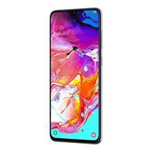 """Samsung Galaxy A70 (A705), Color White, Internal 128 GB de Memoria, 6 hard GB RAM, dual SIM, Screen 6,7 """", Camera de"""