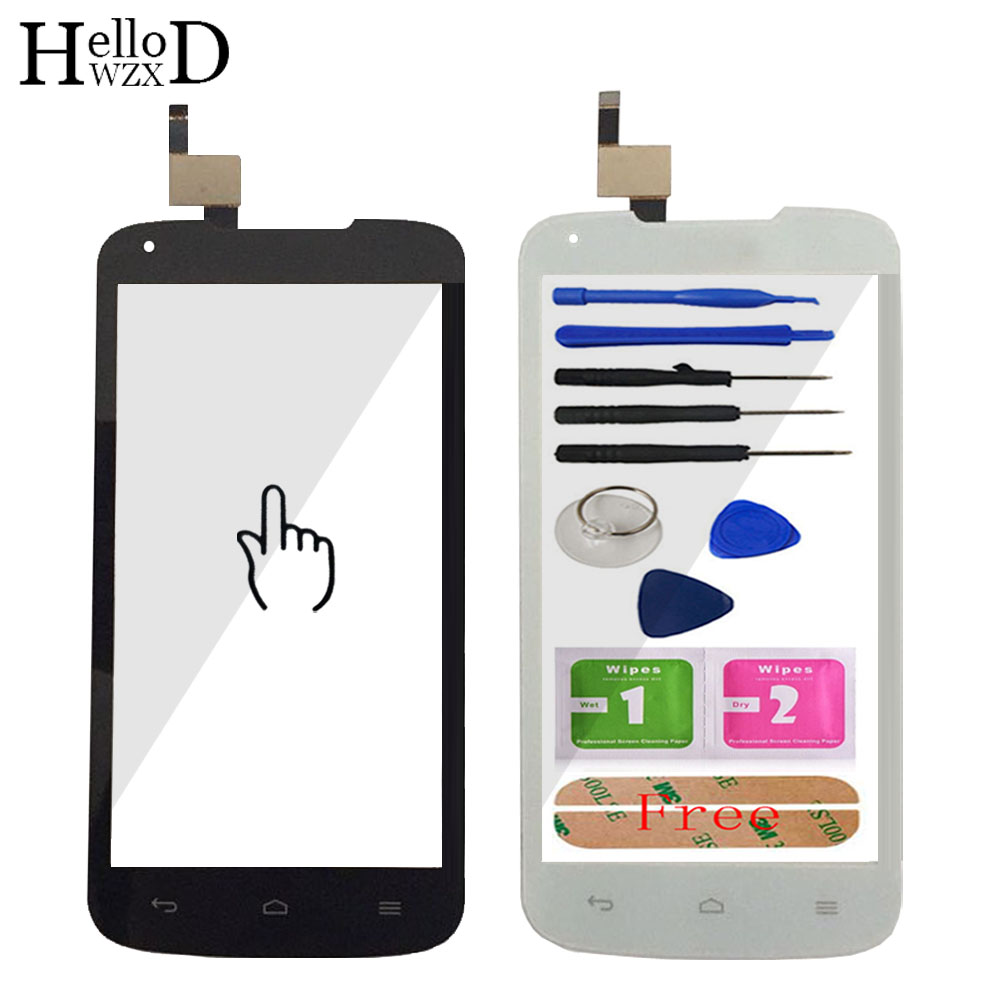 Mobile Touch Screen For Huawei Ascend Y540 Front Touch Screen Digitizer Outer Glass Lens Sensor Touch Panel Part Tools Adhesive