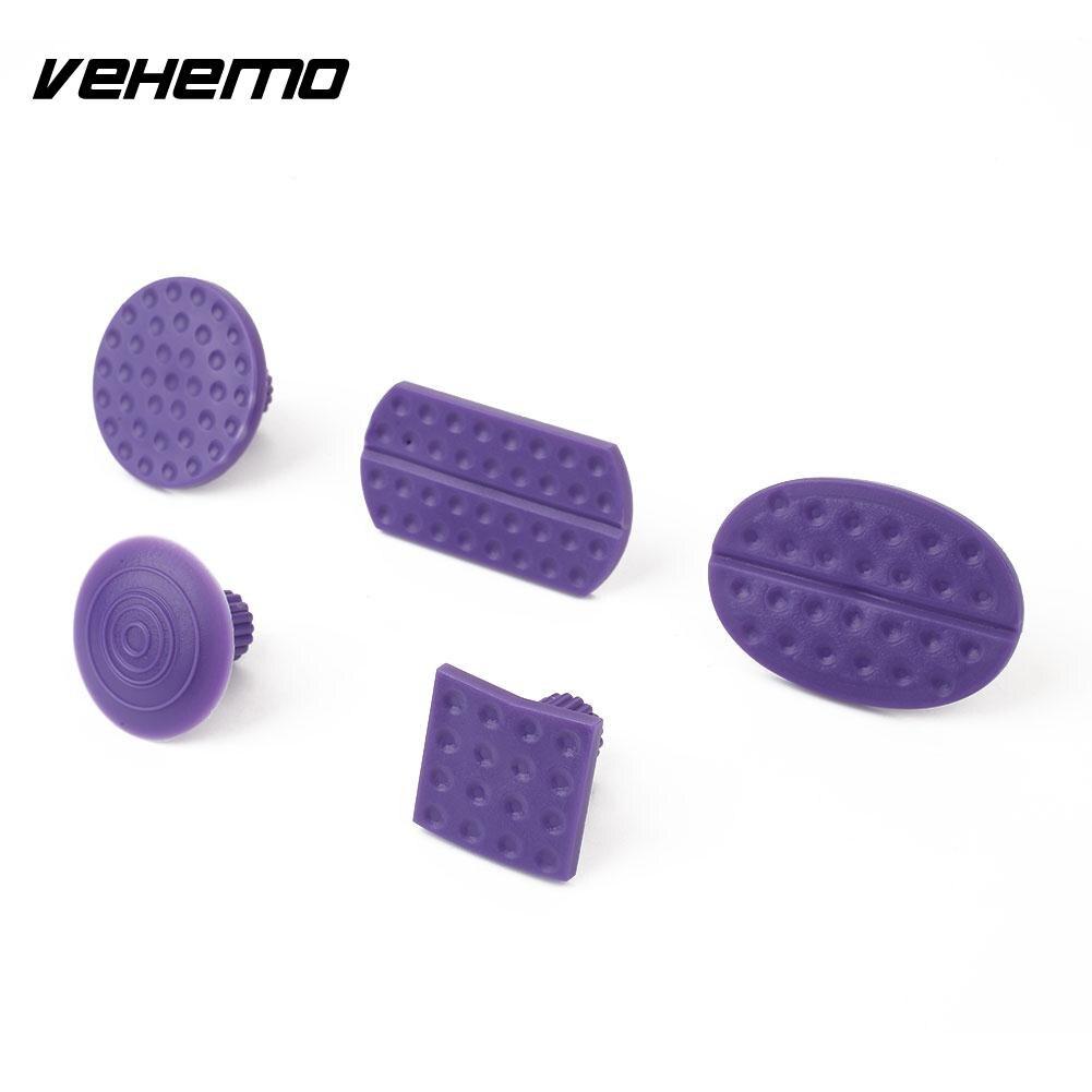 Vehemo фиолетовый кузова Дент потянув Tab ручной инструмент дент съемник практичное комплект для ремонта автомобиля PDR