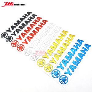 Motorcycle Decal Stickers For YAMAHA YZF MT 3D Raise Logo Emblem Decal
