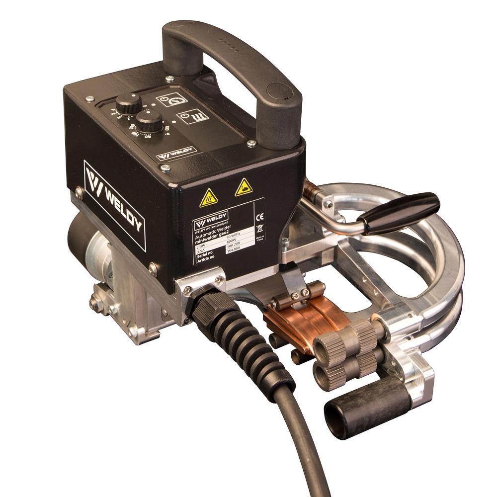 SWISS WELDY  GEO2 Wedge Mini Welder WELDING MACHINE For Welding Geomemberance  Overlap Width:100mm