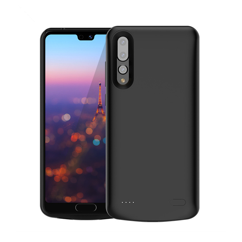 Battery Charger Cases Ntspace 5000mah Battery Charger Case For Samsung Galaxy S10 Plus S10e Backup Power Bank Wireless Magnetic Back Clip Battery Case