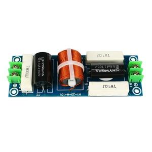 Image 4 - GHXAMP 100W hoparlör orta kademe Crossover 1 yollu bölünmüş tasarım 4 8 inç bağımsız Mid (yapabilirsiniz üç yönlü Crossover) 18db/oct 2 adet
