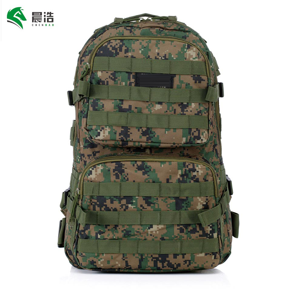 CHENHAO 600D Outdoor Waterproof Military Backpack Tactical Military Backpack Shouldesr Bag For Camping Hiking Bag assault pack outlife new style professional military tactical multifunction shovel outdoor camping survival folding spade tool equipment