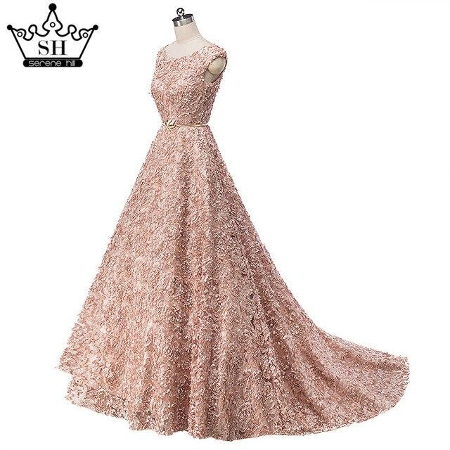 Новый стиль элегантный тюль вечернее платье без рукавов маленькие цветы вечерние платья 2017 спокойной Hill