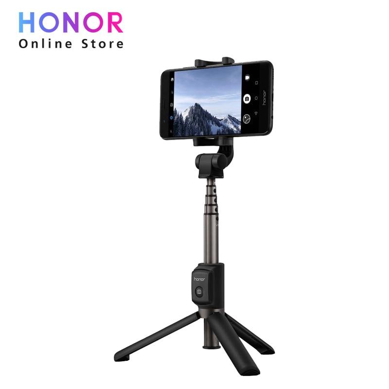2019 Neuestes Design Original Huawei Honor Selfie Stick Stativ Af15 Tragbare Bluetooth 3,0 Drahtlose Steuerung Einbeinstativ Für Ios/android/huawei Smartphone Kann Wiederholt Umgeformt Werden.