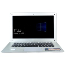 14 Inch Laptop Computer With Celeron J1900 Quad Core 2.0GHz 4GB DDR3 320GB HDD Wifi Mini HDMI Windows 10 Notebook(China (Mainland))