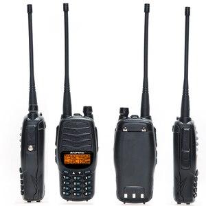 Image 4 - Baofeng UV X9 בתוספת 10 עוצמה ווטס ווקי טוקי עוצמה נייד רדיו VHF/UHF 10km משודרג של uv 82 uv82 CB רדיו חם