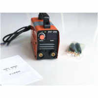 Dostawa RU za darmo 250A 110-250V kompaktowy mini MMA spawacz inwerter maszyna do spawania łukowego Stick spawacz