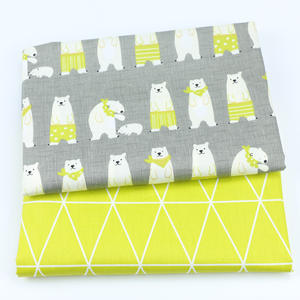 touching care Printed 100% Cotton fabric for patchwork