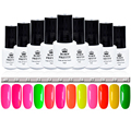 1 Bottle 5ml Born Pretty Soak Off UV Gel Nail Art Gel Polish 12 Candy Colors #49-60