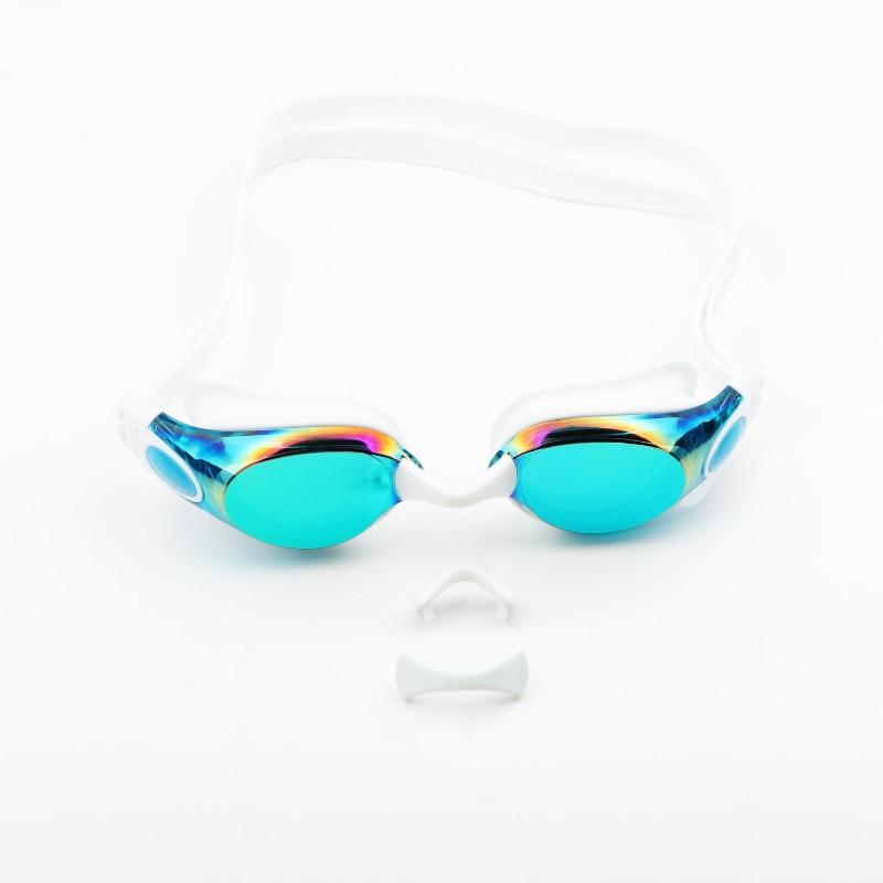 Plivanje naočale Anti-Fog muškarci i žene profesionalni silikonski - Sportska odjeća i pribor - Foto 5