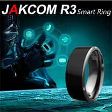 Hot Jakcom R3 Smart Ring NFC Smart Finger Ring For Sony LG Samsung HTC Android Mobile Phone Wear Link mobile phone accessories