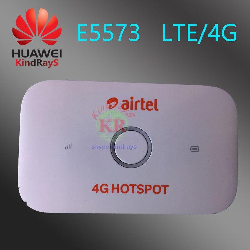 Débloqué E5573 4G wifi amplificateur 4G routeur avec fente pour carte SIM E5573cs-609 PK E5577