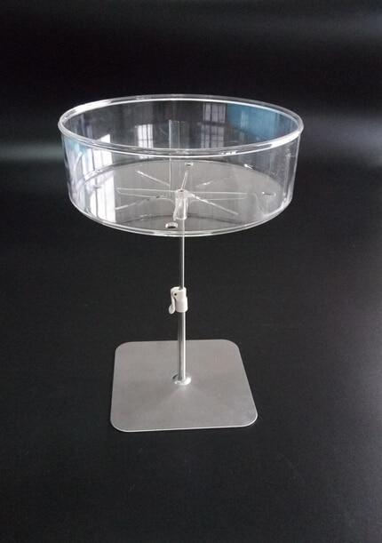 Σούπερ μάρκετ προθέρμανση εμπορευματοκιβωτίων περίπτερο επιτραπέζιο ένα δίσκο στρώμα υποδοχής χαρτοκιβώτιο υποδοχή ράφι stand Βάση δειγμάτων