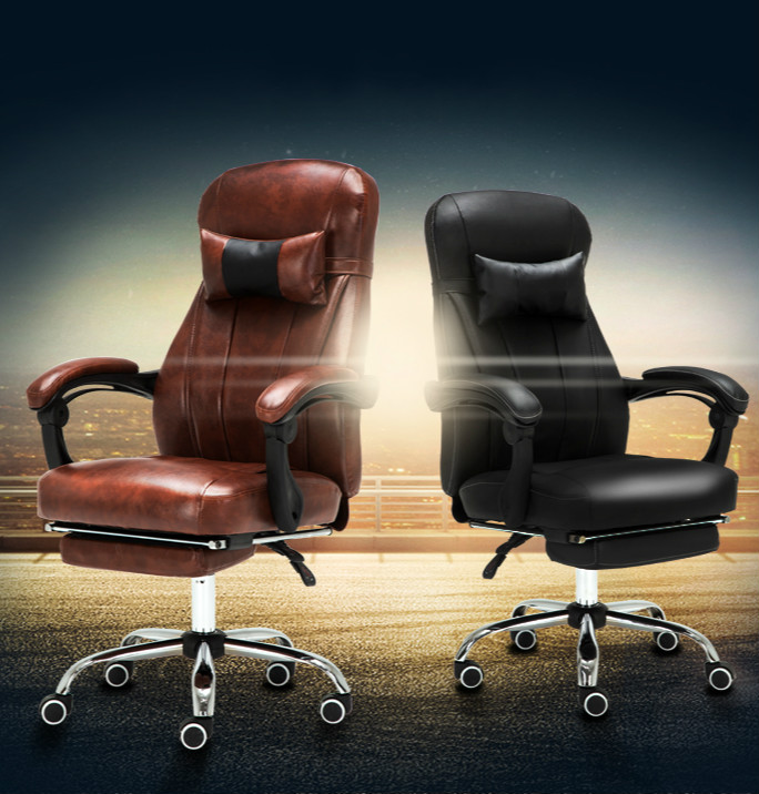 Super luxurious and comfortable office chair computer multifunctional household chair ergonomic chair chair boss staff