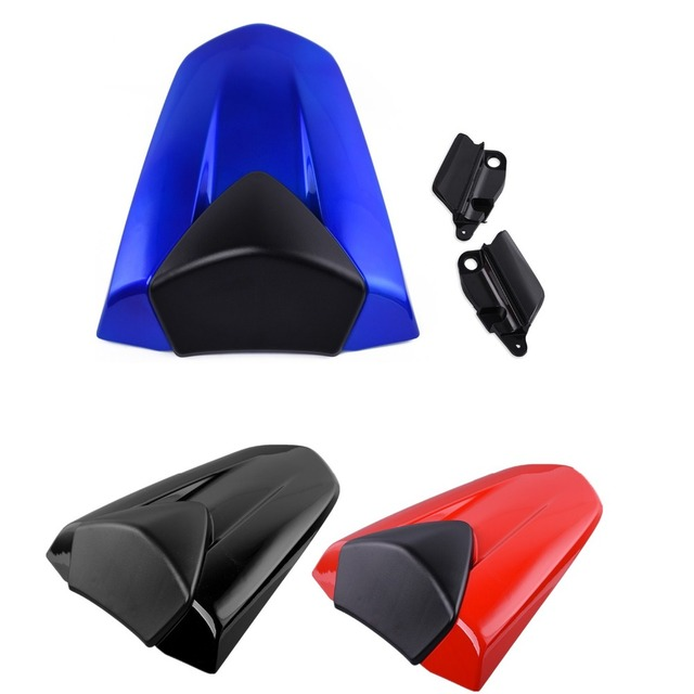 Hot Motorcycle ABS Rear Tail Pillion Passenger Hard Seat Cover Cowl Fairing Set for 2013-2015 Honda CBR500R 2014 CBR 500R
