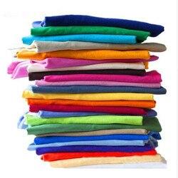 2019 nowy jednolity kolor T koszula mężczyzna czarny i biały 100% bawełna koszulki lato deskorolka Tee chłopiec Skate Tshirt topy europejski rozmiar 1