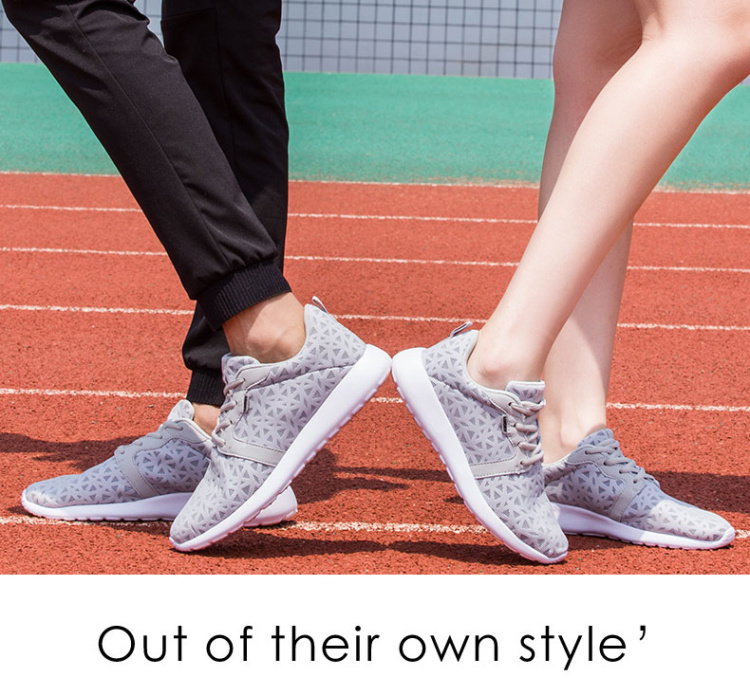 Trainers Women 2017 Fashion Flat Heels Casual Shoes Woman Low Top Summer Sport Women\'s Shoes Valentine Runner Shoes Flats ZD58 (20)
