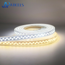 1M 220V LED Strip Light 5730 180LEDs/m High brightness IP67 Waterproof Flexible LED Strip Tape for outdoor lighting white/warm