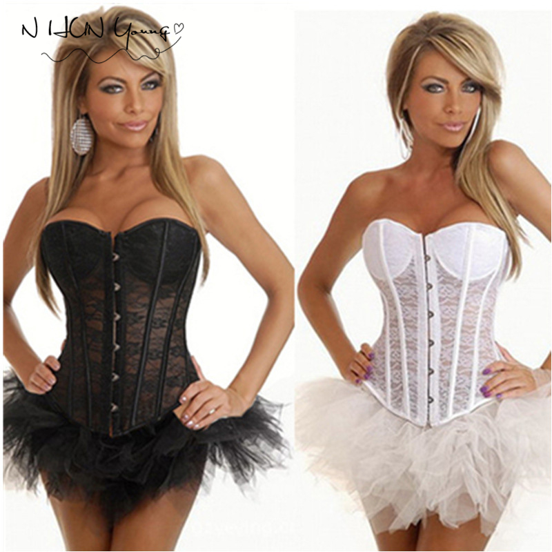 Sexy Lingerie Waist   Corsets   Steampunk Gothic   Corsets   and   Bustier   Wedding Dress   Corset   Steel Bone   Corset   6XL SX004