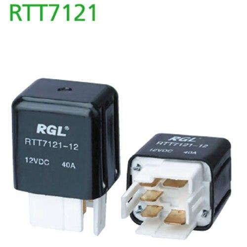 RGL 12V 24V RTT7121 40A small electromagnetic relay 5 pin car