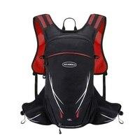 ANMEILU 18L Outdoor Waterproof Climbing Backpack Moutain Hiking Water Bag Women Men Ultralight Camping Travel Sport Bags