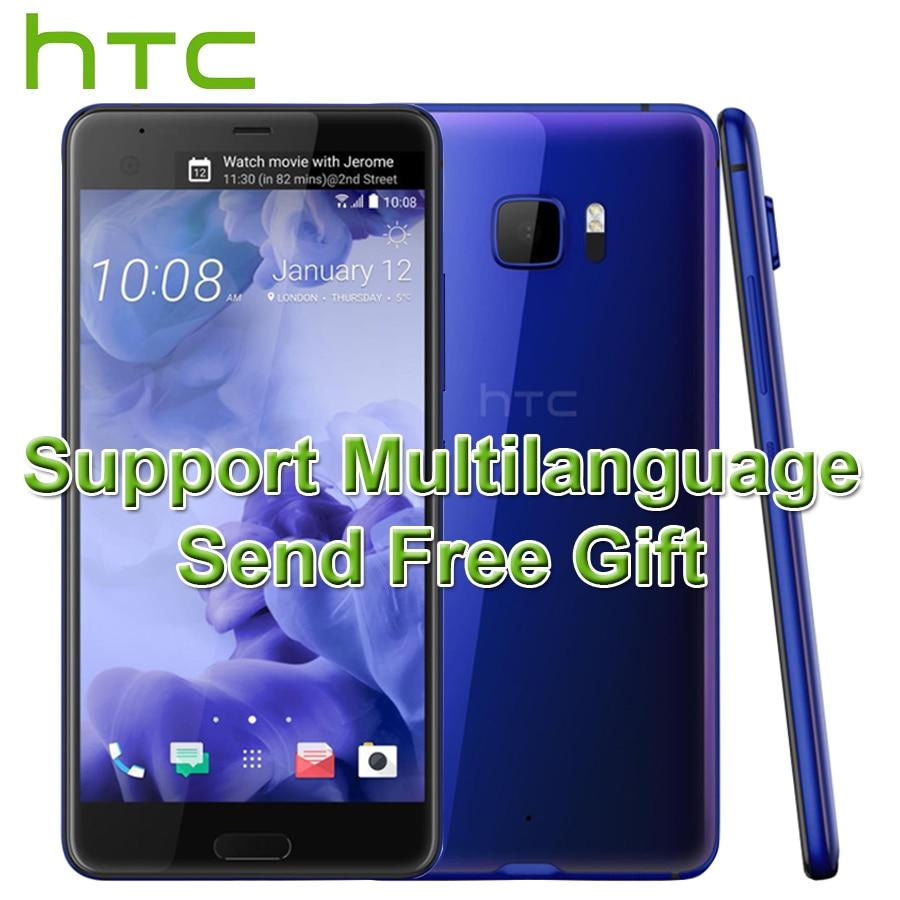 2017 New Original HTC U Ultra 4G LTE Phone 5.7 inch QHD Snapdragon 821 Android 7.0 4GB 64GB