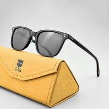 high quality square sunglasses 2019 TAG polarized sunglasses
