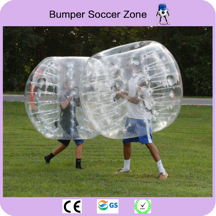Outdoor Sport Inflatable Bubble Football Human Hamster Ball 1.5m PVC Bumper Body Suit Loopy Bubble Soccer Zorb Ball For Sale bumperz bubble football