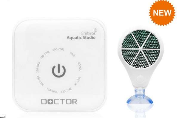 3rd generation Algae remove Chihiros Doctor twinstar style electronic inhibit green aquarium fish water plant tank