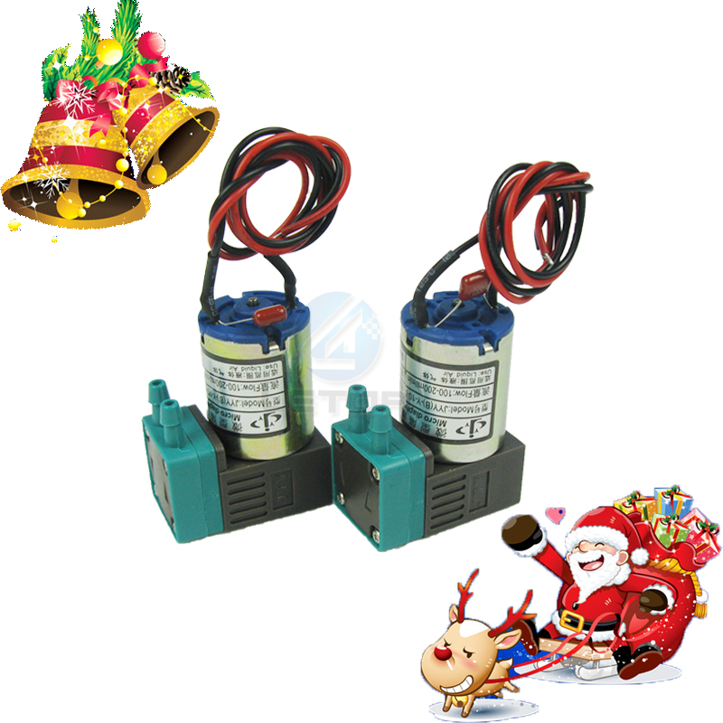 Free Transport Printer Spare Components Solvent Printer Ink Pump 3W 24V Dc Jyy Small 100Ml-200Ml Jyy Liquid Air Printer Ink Pump