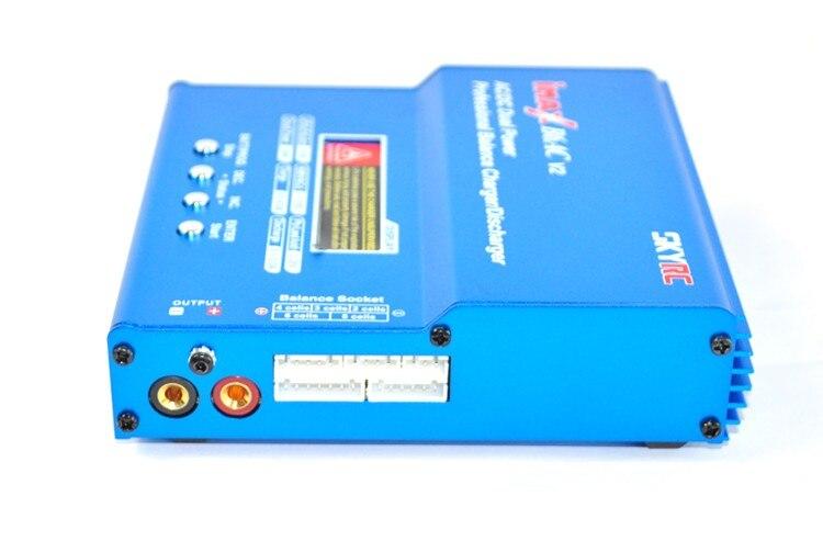Chargeur d'équilibrage de batterie d'origine Skyrc IMAX B6AC V2 pour chargeur de B6-AC de batterie RC Lipo NiMH 2 S-6 S