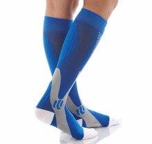 20-30 mmHg Graduated Compression Socks Firm Pressure Circulation Quality Knee High Orthopedic Support Stocking Hose Sock A++