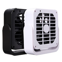 5V 360 Degree Rotation Super Mute Cooling Cooler Fan Flexible USB Fan Cooler Mini Fan PC