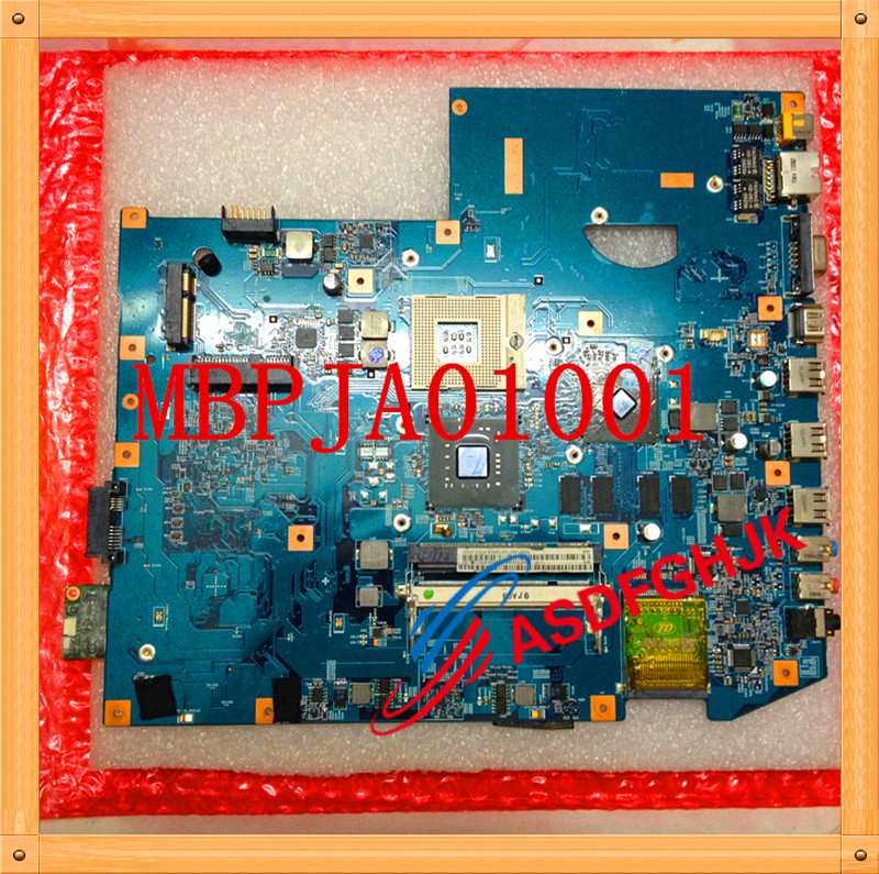 Original for Acer FOR Aspire 7736 7736Z motherboard 48.4FX01.01M 554FX01101 MB.PHZ01.001 100% work perfectly original stock for acer for aspire v3 551 motherboard la 8331p mbdummy04 100% work perfectly