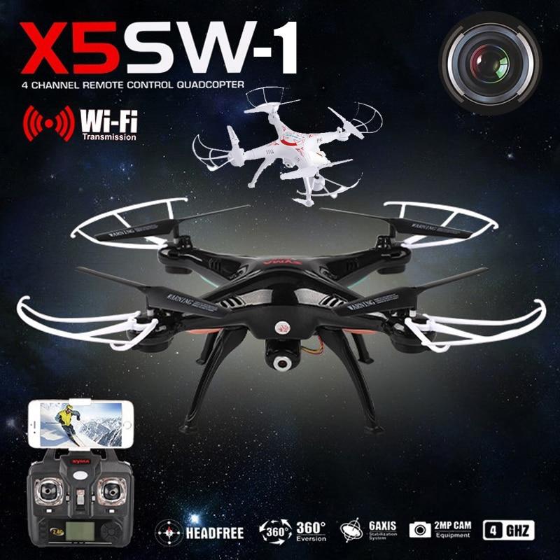 Lensoul Professionale RC Drone Quadcopter con FPV Macchina Fotografica di WIFI Senza Testa-Axis Tempo Reale RC Elicottero Quad copter Giocattoli Ragazzo