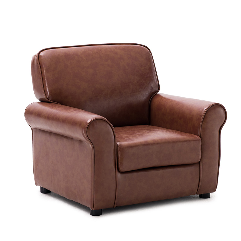 Modern PU Leather Kids Sofa Chair Armchair For Children Furniture Small Arm  Chair For Kids In The Living Room Bedroom For Games In Children Sofas From  ...