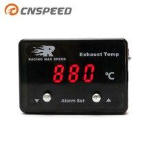 CNSPEED Авто счетчик выхлопных газов IP-ETM-01 0~ 1000C автомобиль Дизель Бензин турбо 4WD Hilux Patrol EGT YC101297