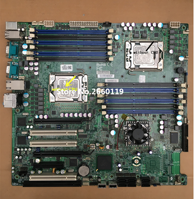Server Motherboard For X8DAI 1366 Mainboard Fully Tested