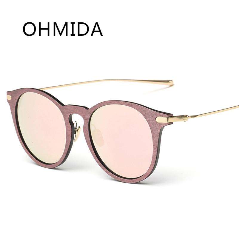 OHMIDA armação Dos Óculos de Lente Óculos De Sol para Mulheres homens Marca  De Luxo Do Vintage Óculos de Sol Gafas oculos de sol feminino masculino  feminino c91c201a96