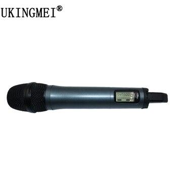Портативный беспроводной микрофон передатчик (только) для Великобритании-300 740,1-771,6 МГц только один микрофон
