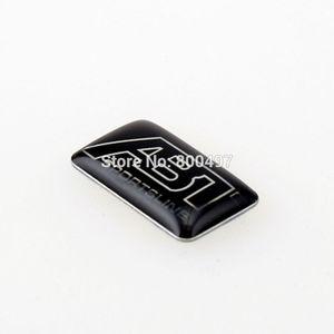 2 x Новый дизайн, декоративные 3D-Наклейки для стайлинга автомобиля, Бейджи для стайлинга автомобиля, эмблемы, наклейки для двигателя на заказ, Для ABT Sportsline