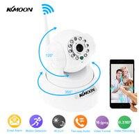 KKMOON Wireless Wifi IP Camera Pan Tilt IR Cut Home Security Camera Night Vision CMOS CCTV