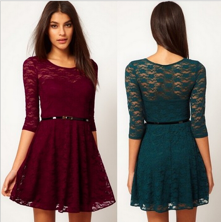 Casual Cocktail Dresses - Dress Xy