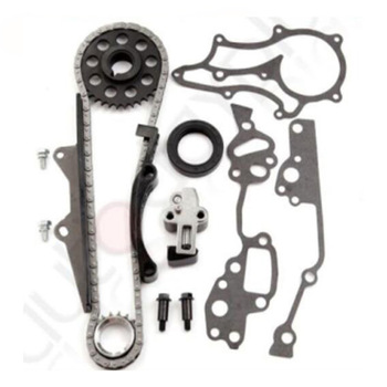 9-4148S 13506-35030 TKTO000HP, TK10120 T for 85-95 Toyota 2.4L 22R 22RE Pickup 4Runner Engine Timing Chain Gear Kit Set 22REC