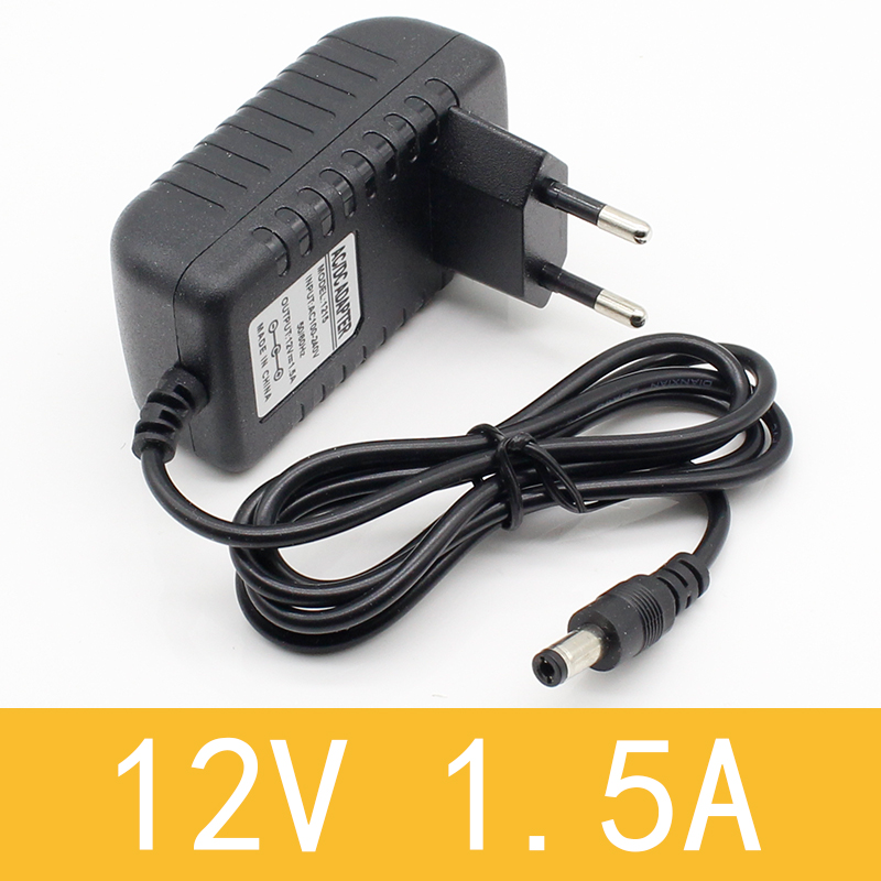 1PCS EU Plug12V 1.5A Tablet Charger for Acer Iconia Tab W3 W3-810 Aspire Switch 10 A100 A101 A200 A210 A211 A500 A501 Power