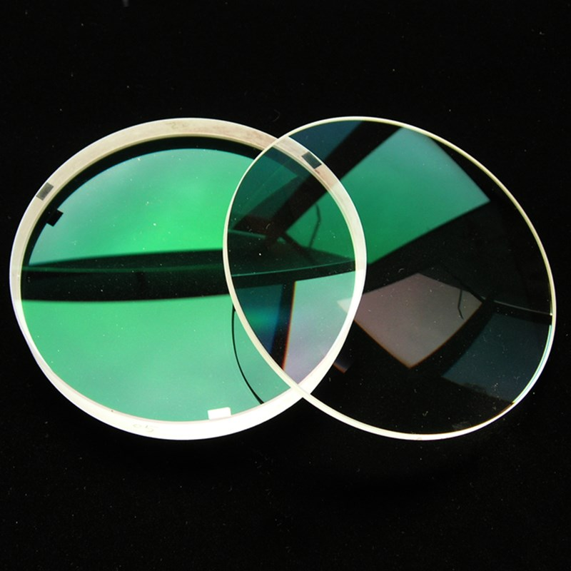 D131F1000 Refraction Astronomical Monocular Telescope Objective Lens Multi Green Coated Dual Separation Achromatic Air Spaced цены
