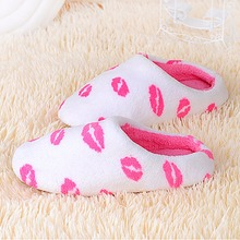 New Shoes Favolook Women Warm Winter plush Indoor Home Soft Slippers Sandals Shoes